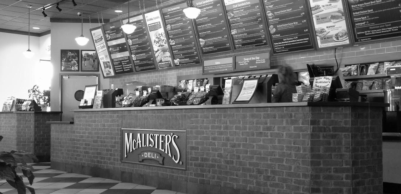 McAlister's Deli fast casual