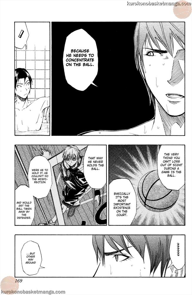 Kuroko no Basket Manga Chapter 60 - Image 19
