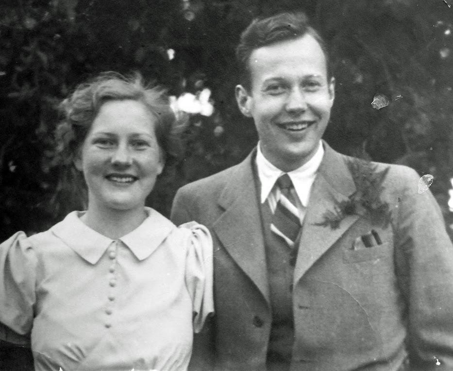 Brita och Gunnar Hagvall