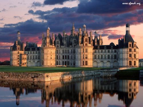 Castello di Chambord, Francia