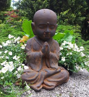 figuras para jardin zen