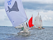 J/22 cayman islands sailing program