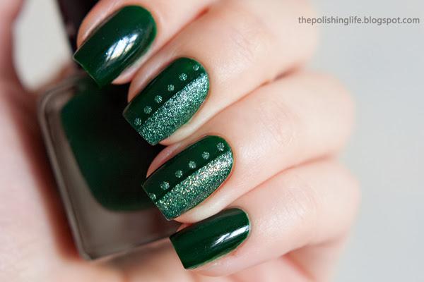 Дизайн ногтей фотографии салатовые