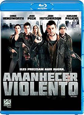 Filme Poster Amanhecer Violento BDRip XviD Dual Audio & RMVB Dublado