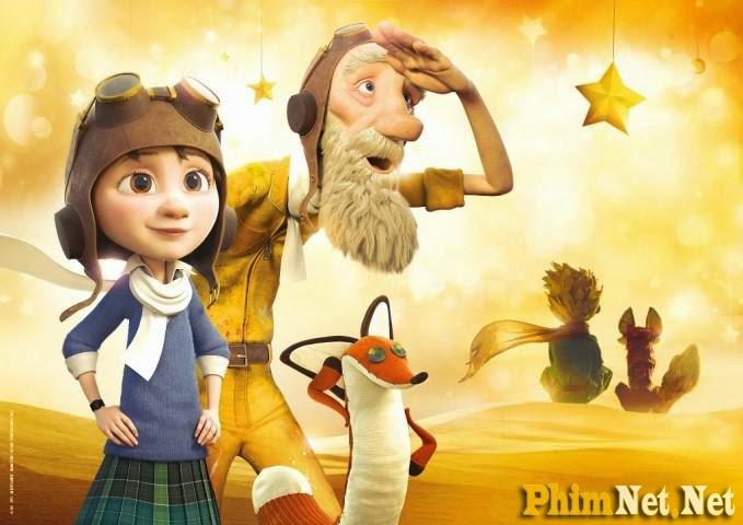Xem Phim Hoàng Tử Bé - The Little Prince - Ảnh 15