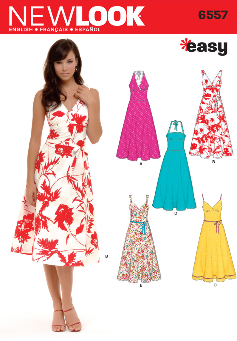 Dress Patterns For Beginners Cool Design Inspiration