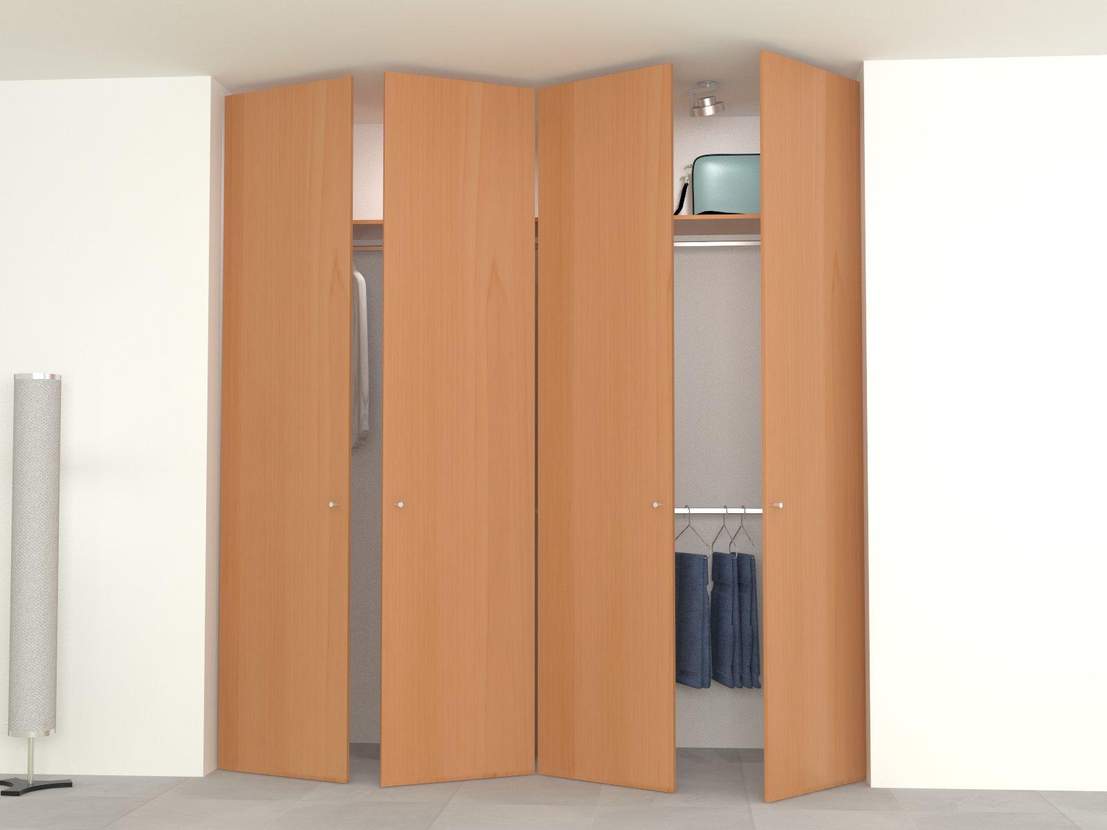 Orbis home closets modulares closets linea dynamic for Puertas para closet minimalistas