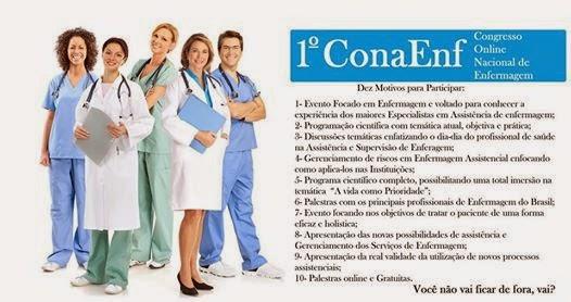 Fail - 1º Congresso Online Nacional da Enfermagem