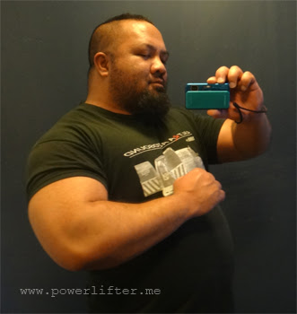 Big D Powerlifter