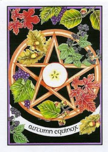 Offerings And Harvest Pagan Thoughts At Mabon