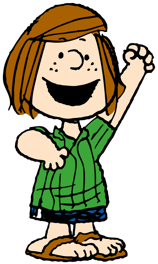 The Peanuts Gallery!: Characters!