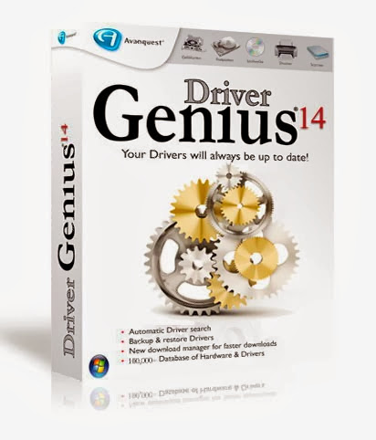 Driver Genius 14.0.0.361 With Patch Full Version Free Download