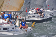 J/109 sailboats- sailing one-design