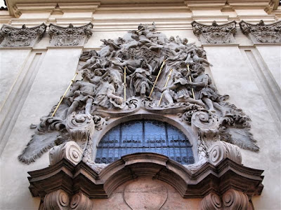 Iglesia de San Jaime de Praga