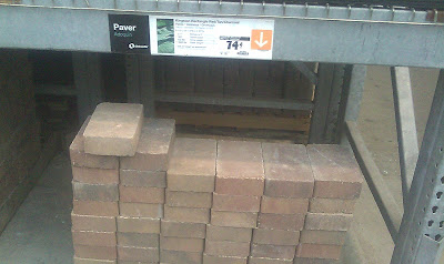 Pavers At Home Depot