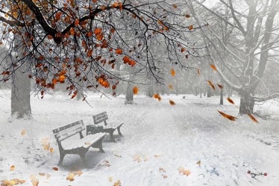 Thơ mùa đông buồn 7 chữ