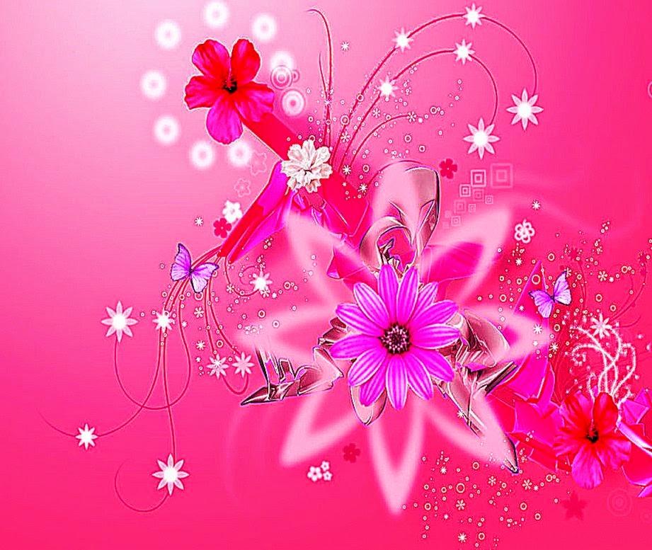 Girly Pink Wallpaper 21269 HD Wallpapers  fullhdwalls