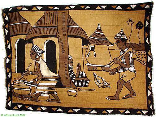 Decora y disena la decoraci n estilo africano for Decoracion estilo africano