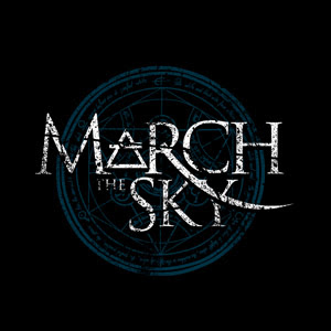 March The Sky - The Play Lyrics