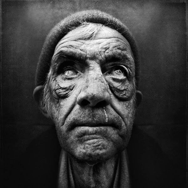 Lee Jeffries Homeless Photography