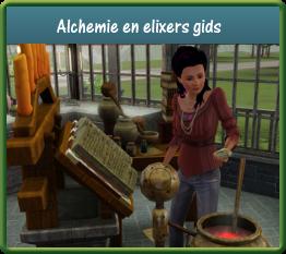 PT gids alchemie en elixers