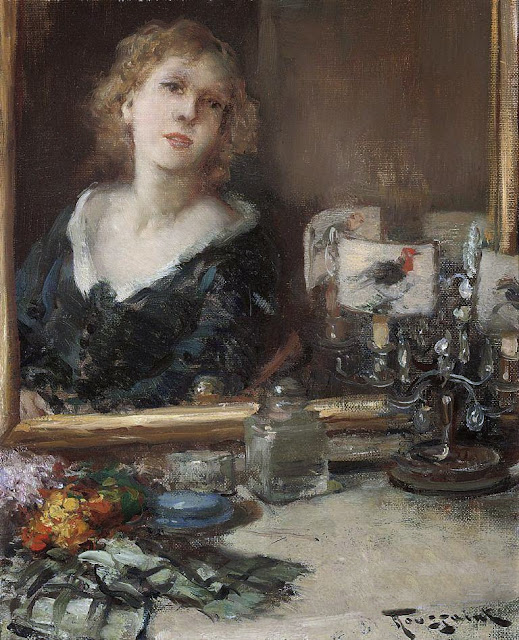 Fernand Toussaint - Reflections in Mirror