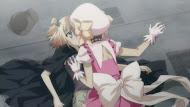 Kore wa zombie desu ka, Ayumu accidently kiss Yuki Yoshida