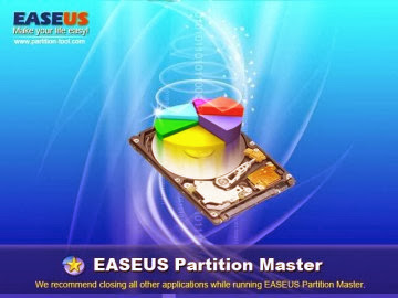 Free Download Latest Version Of EaseUS Partition Master Home Edition v.9.2.2 Partion Tool Software at Alldownloads4u.Com