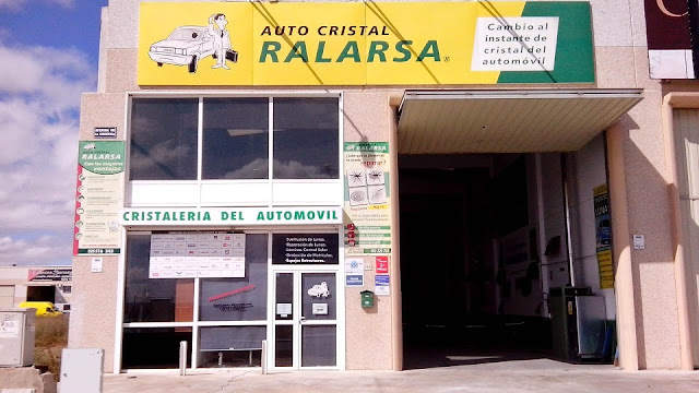 RALARSA - Reparación y cambio de lunas de coche