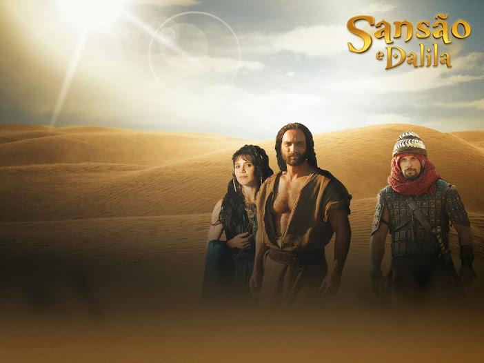Minissérie - Sansão e Dalila