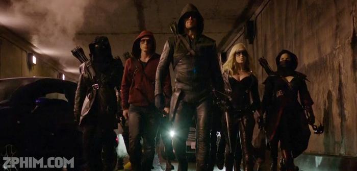 Ảnh trong phim Mũi Tên Xanh 3 - Arrow Season 3 3