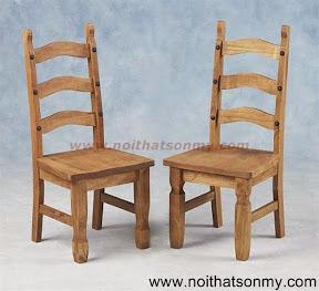 Ghế gỗ 02