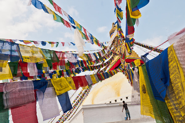 Nepal photo foto Непал фото Langtang