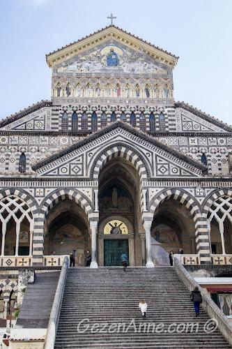 Duomo, Sant'Andrea Katedrali, Amalfi