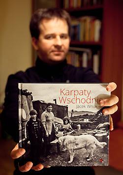 Jacek Wnuk autor Albumu Karpaty Wschodnie