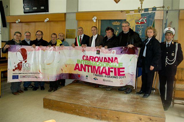 Citt nuove corleone carovana internazionale antimafie tappa del 15 marzo 2011 bagno a - Sindaco bagno a ripoli ...