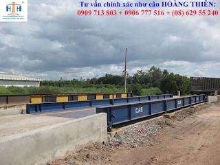 Cân xe tải 6m chính hãng ở trạm cân 80 tấn