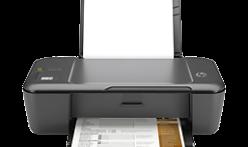 Download and install HP Deskjet 2000 – J210a printer installer