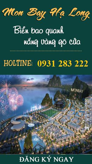 Biệt thự Mon Bay Hạ Long