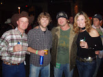 The couple on the outside wanted a picture wth Dierks Bently and Kid Rock
