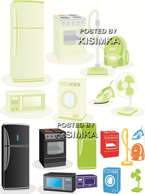 Stock: Electric home devices