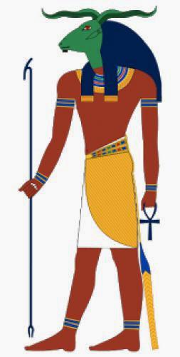 Khnum Egyptian God Facts