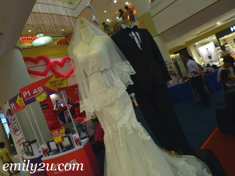 Ipoh Parade Bridal Fair