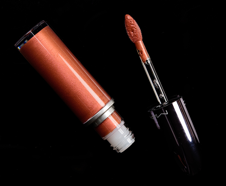 MAC Autumn Russet Grand Illusion Liquid Lipcolours