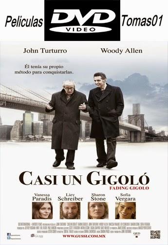 Casi un Gigoló (Aprendiz de gigoló) (2013) DVDRip