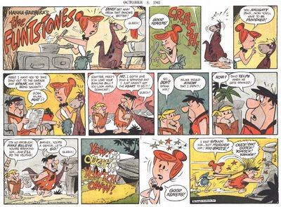 The Flintstones en cómic