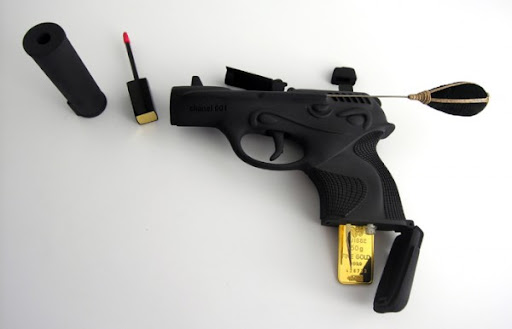 Gun MakeUp Kit