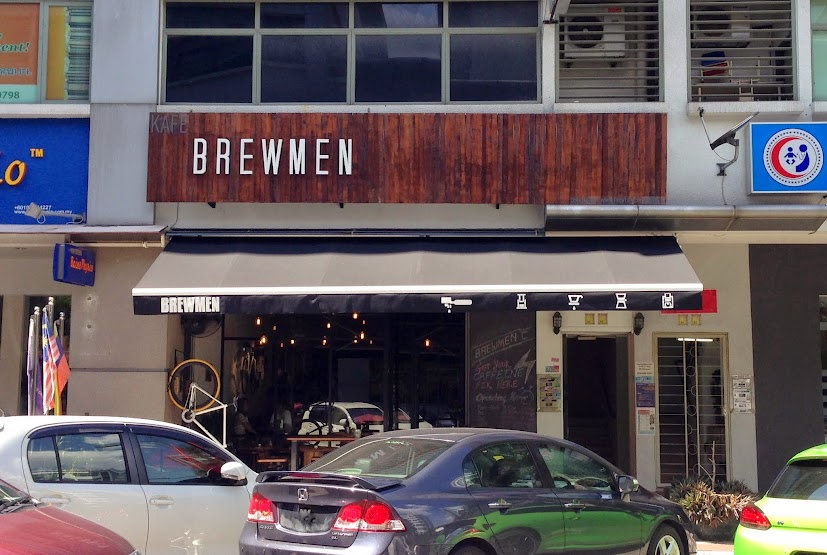 Brewmen Cafe Mont Kiara