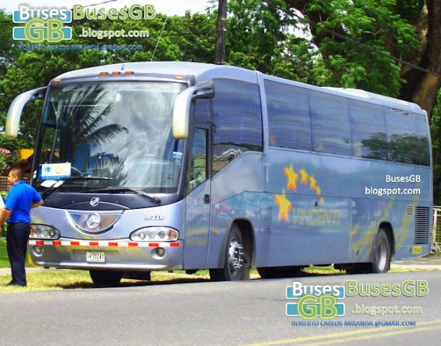 Autobuses guanacaste costa rica busesgb tur sticos vincenti - Autobuses larga distancia ...