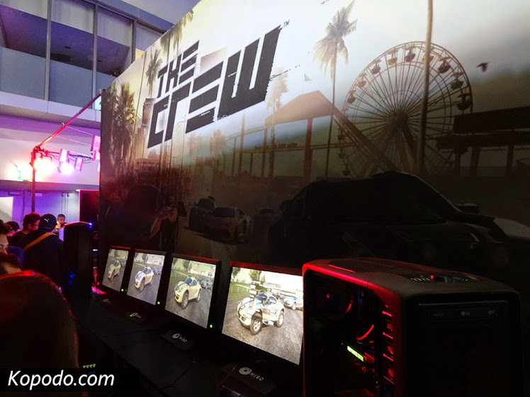 the-crew-ubisoft-carreras-egs2014-evento-expo-centro-banamex-kopodo-news-noticias-reviews-reseñas-egs-pc-gaming